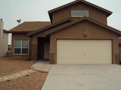 Single Family Home For Sale: 7113 Mesquite Tree Lane