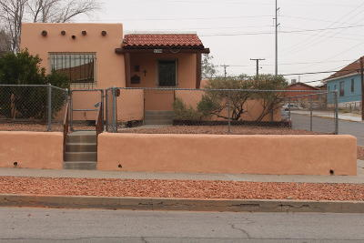 El Paso Single Family Home For Sale: 1300 N N. Florence Street