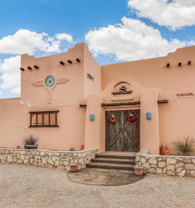 El Paso Single Family Home For Sale: 5618 Whisper Wind Drive