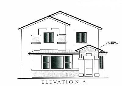 El Paso Single Family Home For Sale: 4816 Ruben Soto Drive