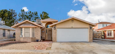 Single Family Home For Sale: 1747 Crested Quail Drive