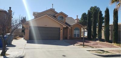 Vista Hills Rental For Rent: 11960 Francis Scobee Drive