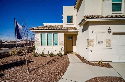 Horizon City Single Family Home For Sale: 424 S. Halstead Drive