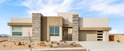El Paso Single Family Home For Sale: 12329 Clifton Hill Road
