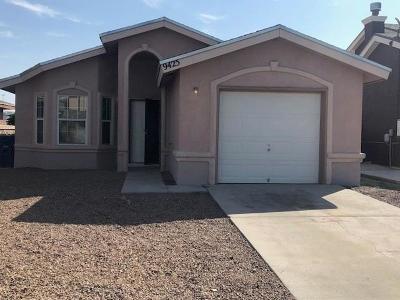 El Paso Single Family Home For Sale: 9425 Ariel Rico Court