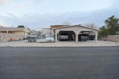 El Paso Multi Family Home For Sale
