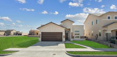 Horizon City Single Family Home For Sale: 155 Via Rojas Drive