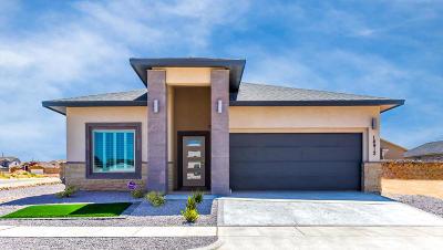 Horizon City Single Family Home For Sale: 984 Stamfordham Street