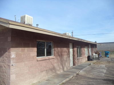 San Elizario Multi Family Home For Sale: 1248 Alvarado Road