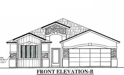 El Paso Single Family Home For Sale: 961 Boscobel Street