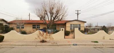 El Paso Single Family Home For Sale