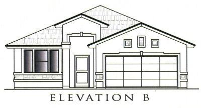 El Paso Single Family Home For Sale: 12680 Mark Twain Avenue