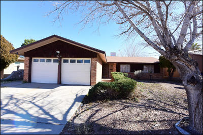 El Paso Single Family Home For Sale: 10261 Renfrew Drive