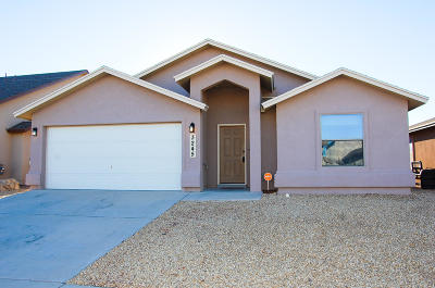 El Paso Single Family Home For Sale: 3245 Muddy Point