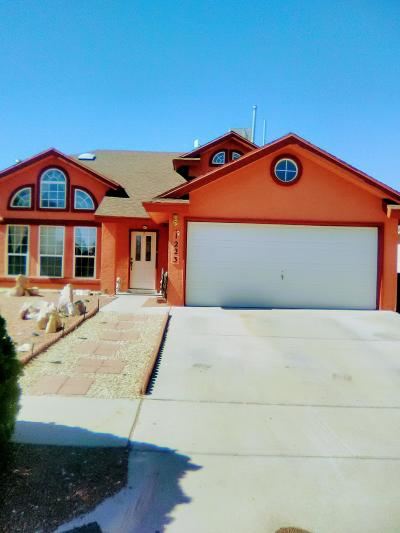El Paso Single Family Home For Sale: 1223 John Phelan Drive
