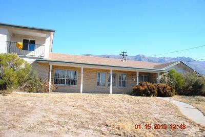 El Paso Single Family Home For Sale: 428 Indian Bluff Road