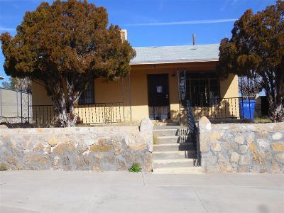 Single Family Home For Sale: 3341 Pierce Avenue
