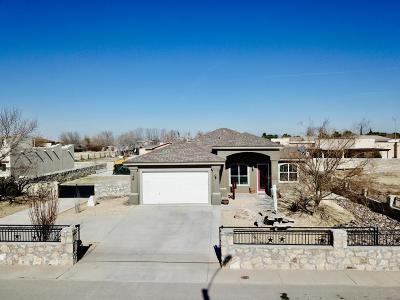 El Paso Single Family Home For Sale: 1105 Dona Beatriz