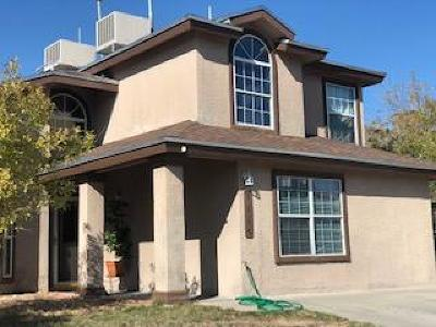 El Paso Single Family Home For Sale: 1115 John Phelan Drive