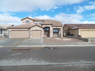 El Paso Single Family Home For Sale: 14441 Lacota Point Drive