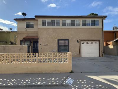 El Paso Single Family Home For Sale: 10628 Cuatro Vista Drive