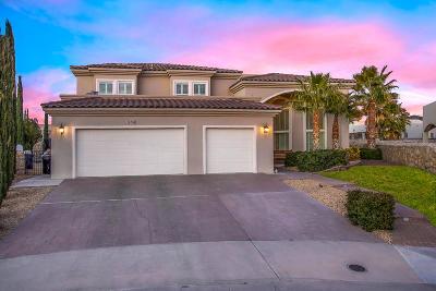 Horizon City Single Family Home For Sale: 334 Interlachen Court