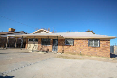 El Paso Single Family Home For Sale: 5729 Kensington Circle