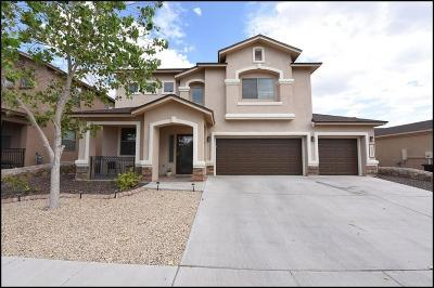 Horizon City Single Family Home For Sale: 12298 Stansbury Drive