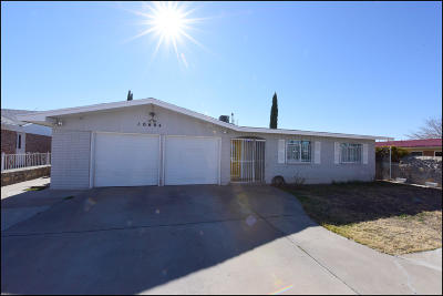 Single Family Home For Sale: 10604 Birthstone Drive