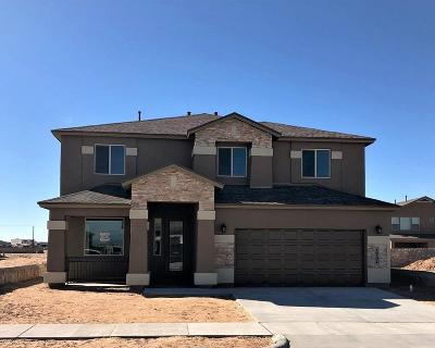 El Paso Single Family Home For Sale: 1731 Breeder Cup Way