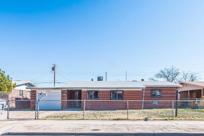 Single Family Home For Sale: 10356 Redwood Street