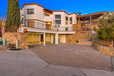 Single Family Home For Sale: 1521 Camino Alto Road