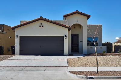 El Paso TX Single Family Home For Sale: $158,950