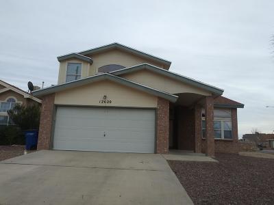El Paso TX Single Family Home For Sale: $147,750