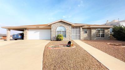 El Paso TX Single Family Home For Sale: $199,000