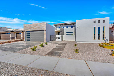 El Paso Single Family Home For Sale: 2816 Fred Roberts