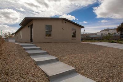 El Paso Multi Family Home For Sale: 3630 Taylor Avenue