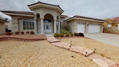 El Paso TX Single Family Home For Sale: $345,000