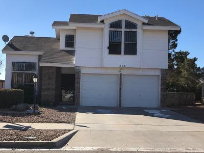 Horizon City Rental For Rent: 15318 Northport Court