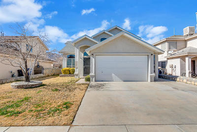 North Hills Single Family Home For Sale: 10913 Acoma Street