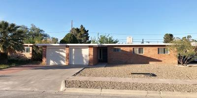 Single Family Home For Sale: 5321 Chateau Avenue