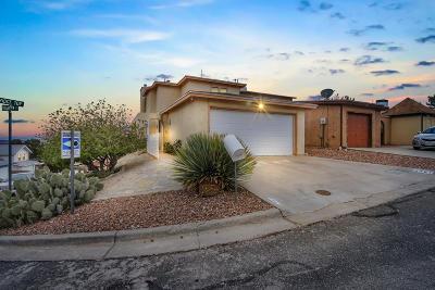 Single Family Home For Sale: 6701 Ridge Top Drive