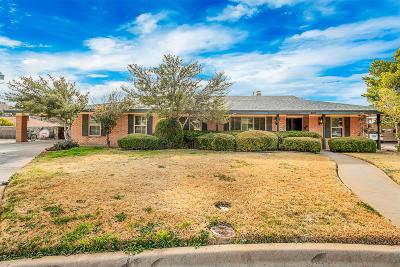 Single Family Home For Sale: 5716 Bonneville Lane
