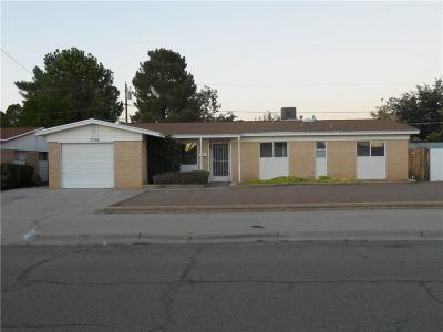 Single Family Home For Sale: 3316 Dungarvan Drive