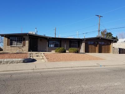 Single Family Home For Sale: 607 De Leon Drive