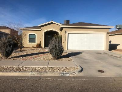 Horizon City Rental For Rent: 14709 Canyon Breeze Lane