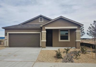 Horizon City Single Family Home For Sale: 332 Canyon Vista Drive