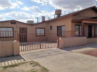 Single Family Home For Sale: 715 N Luna Street