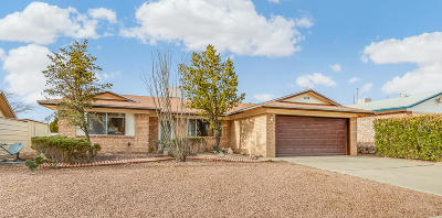 Single Family Home For Sale: 7129 El Cajon Drive