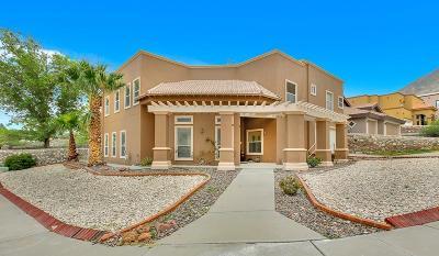 Single Family Home For Sale: 401 Mesilla Vista Lane